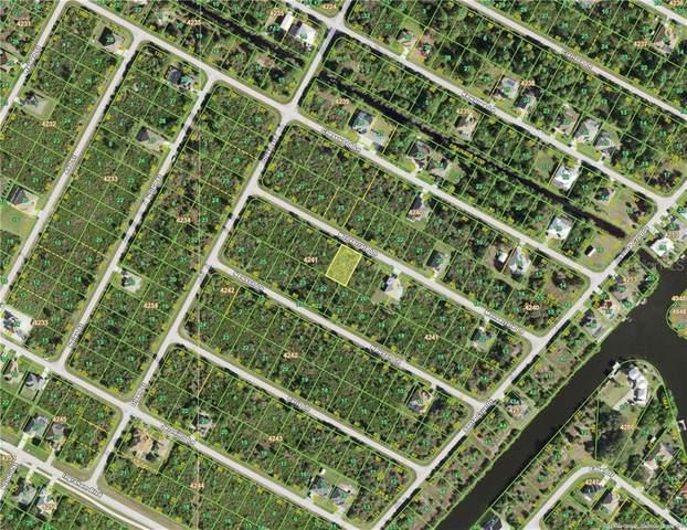 14057 Monserrate Lane, Port Charlotte, FL 33981 (MLS #D6114143) :: Rabell Realty Group