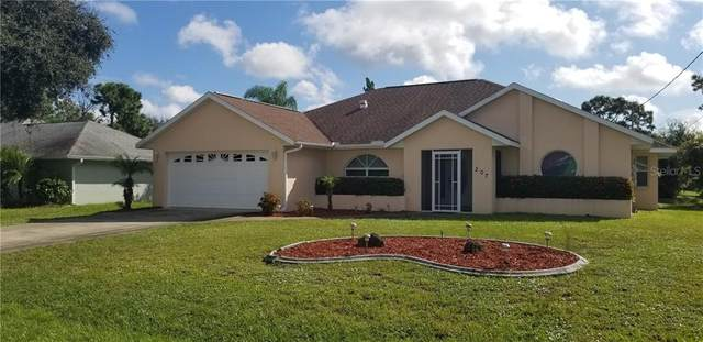 207 Mariner Lane, Rotonda West, FL 33947 (MLS #D6114150) :: Griffin Group