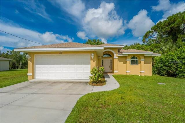 112 Boxwood Lane, Rotonda West, FL 33947 (MLS #D6114179) :: The BRC Group, LLC
