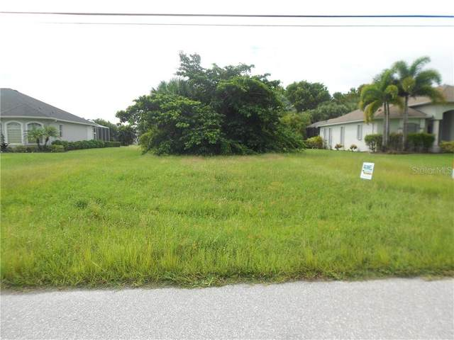 258 Rotonda Boulevard E, Rotonda West, FL 33947 (MLS #D6114214) :: Baird Realty Group