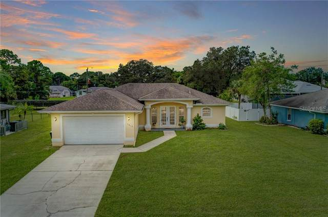 3819 Lothair Avenue, North Port, FL 34287 (MLS #D6114240) :: Premier Home Experts