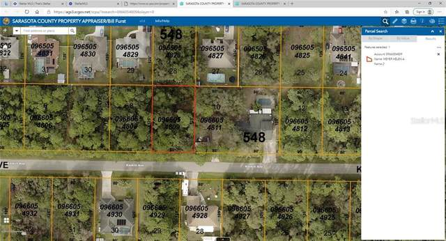 Kaskin Avenue, North Port, FL 34286 (MLS #D6114274) :: Cartwright Realty