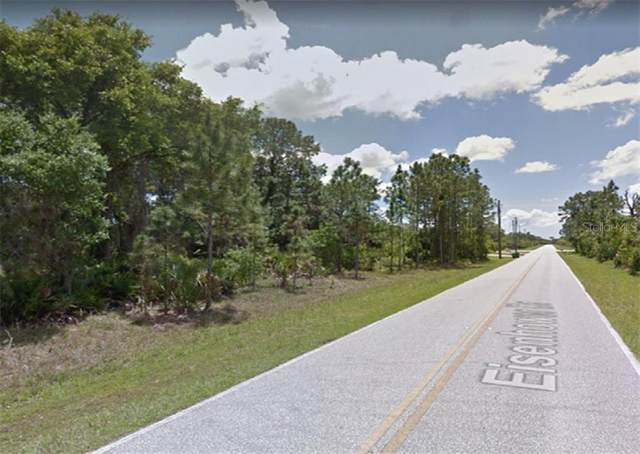 13511 Eisenhower Drive, Port Charlotte, FL 33953 (MLS #D6114281) :: Delgado Home Team at Keller Williams