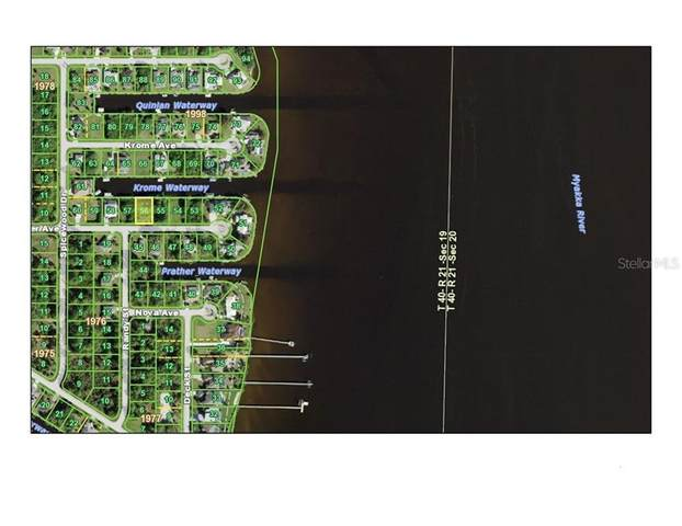 12402 Prather Avenue, Port Charlotte, FL 33981 (MLS #D6114303) :: Alpha Equity Team