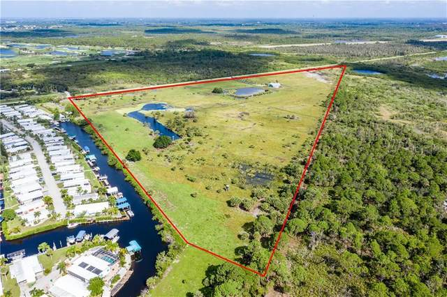 13000 Gasparilla Road, Placida, FL 33946 (MLS #D6114315) :: EXIT King Realty