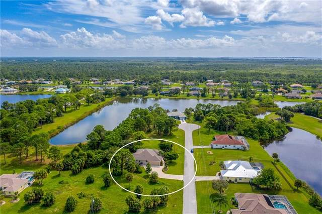 12 Tee View Court, Rotonda West, FL 33947 (MLS #D6114411) :: Griffin Group
