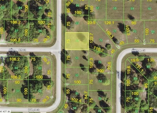 25 Sabot Court, Placida, FL 33946 (MLS #D6114440) :: Griffin Group