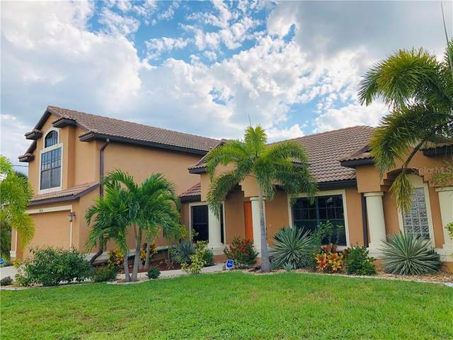 3814 NW 5TH Terrace, Cape Coral, FL 33993 (MLS #D6114458) :: Griffin Group