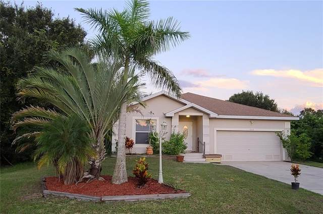 205 Antilla Drive, Rotonda West, FL 33947 (MLS #D6114487) :: Griffin Group