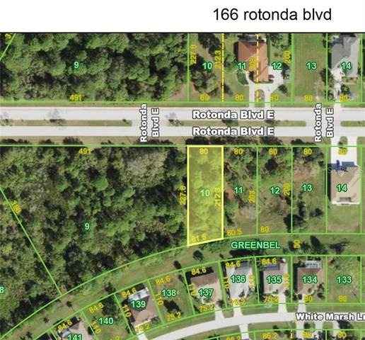 166 Rotonda Boulevard E, Rotonda West, FL 33947 (MLS #D6114517) :: Baird Realty Group
