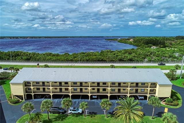 14459 River Beach Drive #110, Port Charlotte, FL 33953 (MLS #D6114543) :: The Heidi Schrock Team