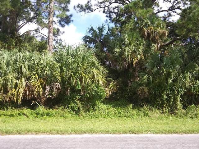 585 Lomond Drive, Port Charlotte, FL 33953 (MLS #D6114550) :: Burwell Real Estate