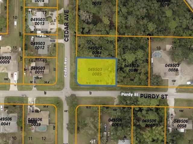 Purdy Street, Englewood, FL 34223 (MLS #D6114561) :: Burwell Real Estate
