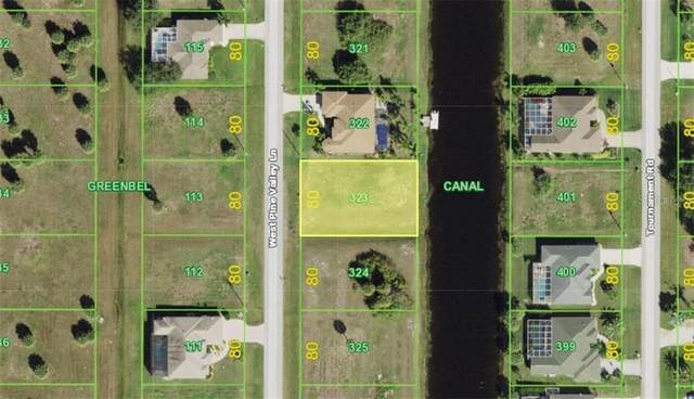 216 W Pine Valley Lane, Rotonda West, FL 33947 (MLS #D6114568) :: The Duncan Duo Team