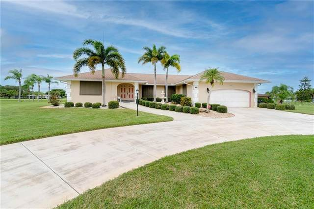 45 Golfview Road, Rotonda West, FL 33947 (MLS #D6114571) :: Team Bohannon Keller Williams, Tampa Properties