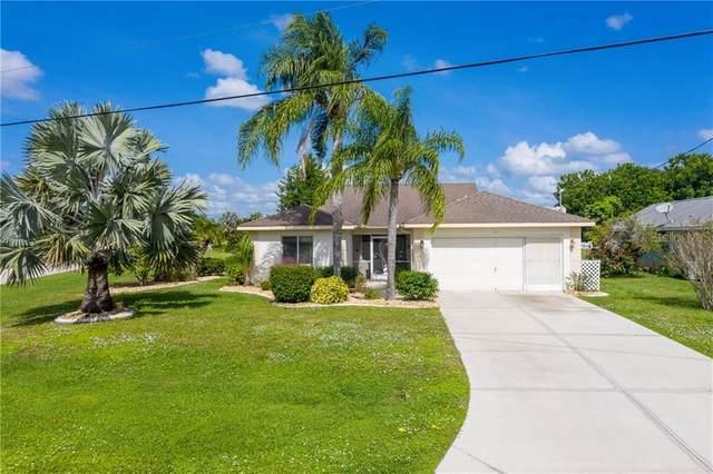 27 Sportsman Terrace, Rotonda West, FL 33947 (MLS #D6114608) :: Griffin Group