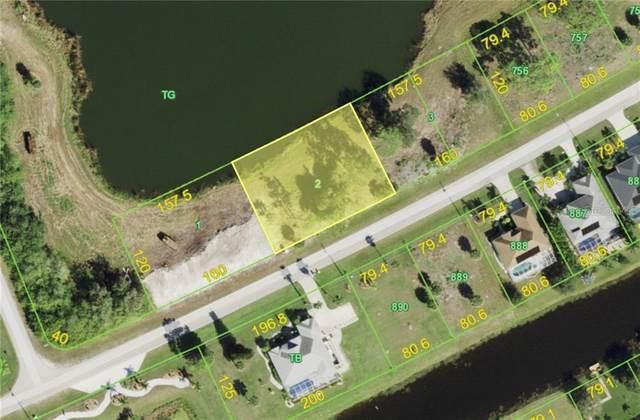 1100 & 1104 Rotonda Circle, Rotonda West, FL 33947 (MLS #D6114639) :: Griffin Group