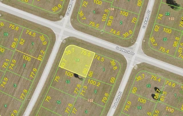 14 Sparrow Place, Placida, FL 33946 (MLS #D6114650) :: Delgado Home Team at Keller Williams
