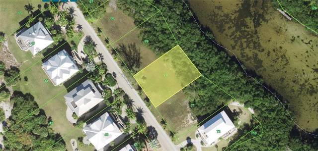 7071 Palm Island Drive Lot 70, Placida, FL 33946 (MLS #D6114666) :: Pepine Realty