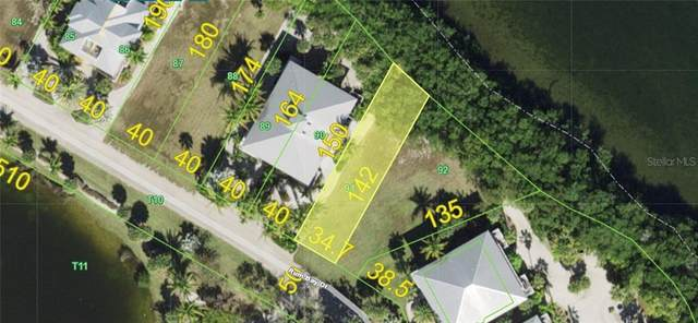 7173 Rum Bay Drive Lot 91, Placida, FL 33946 (MLS #D6114673) :: Pepine Realty