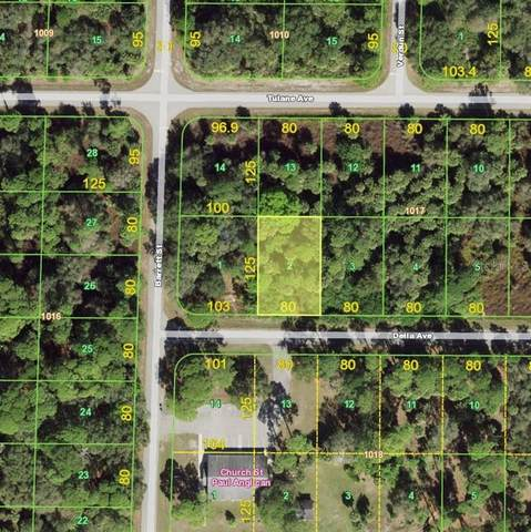 18338 Delia Avenue, Port Charlotte, FL 33954 (MLS #D6114674) :: Pristine Properties