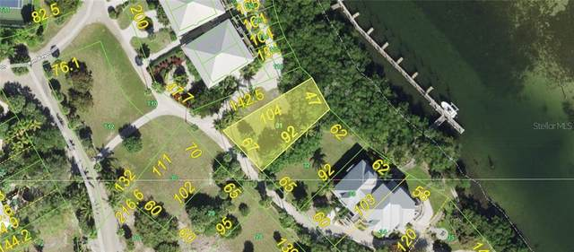 7351 Rum Bay Drive Lot 31, Placida, FL 33946 (MLS #D6114676) :: Pepine Realty