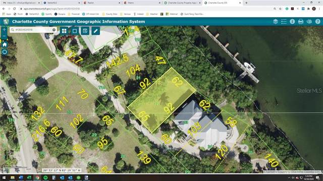 7353 Rum Bay Drive Lot 32, Placida, FL 33946 (MLS #D6114678) :: Pepine Realty
