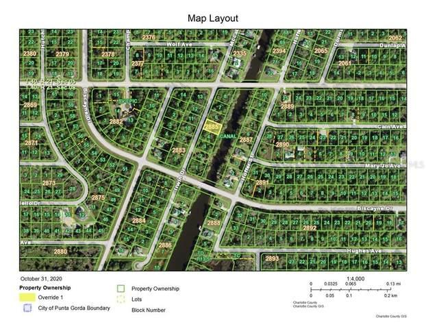 13545 Irwin Drive, Port Charlotte, FL 33953 (MLS #D6114690) :: Key Classic Realty