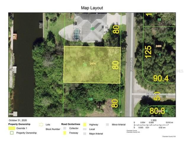 185 Fountain Street, Port Charlotte, FL 33953 (MLS #D6114693) :: Burwell Real Estate