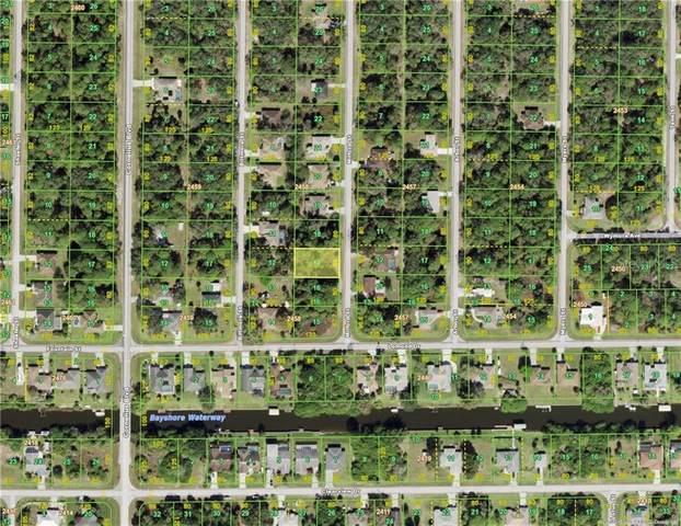 377 Milford Street, Port Charlotte, FL 33953 (MLS #D6114694) :: Delgado Home Team at Keller Williams
