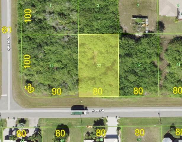 15865 Aqua Circle, Port Charlotte, FL 33981 (MLS #D6114771) :: Sarasota Gulf Coast Realtors