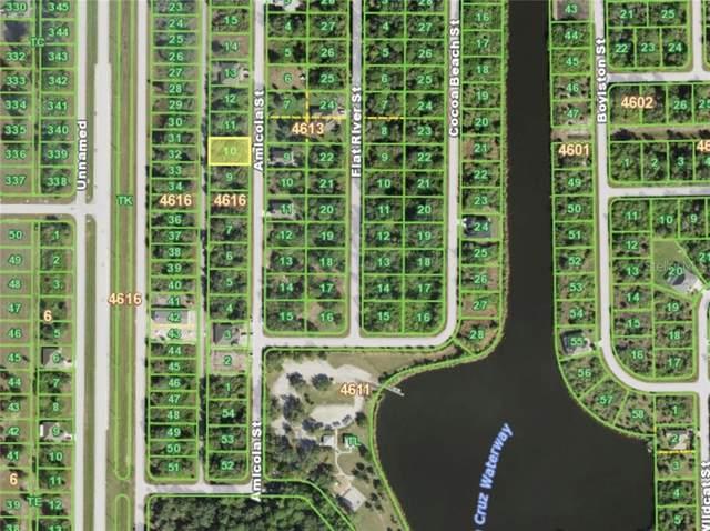 10085 Amicola Street, Port Charlotte, FL 33981 (MLS #D6114780) :: Sarasota Gulf Coast Realtors