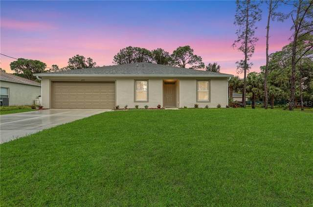2777 Pebble Avenue, North Port, FL 34286 (MLS #D6114833) :: Griffin Group