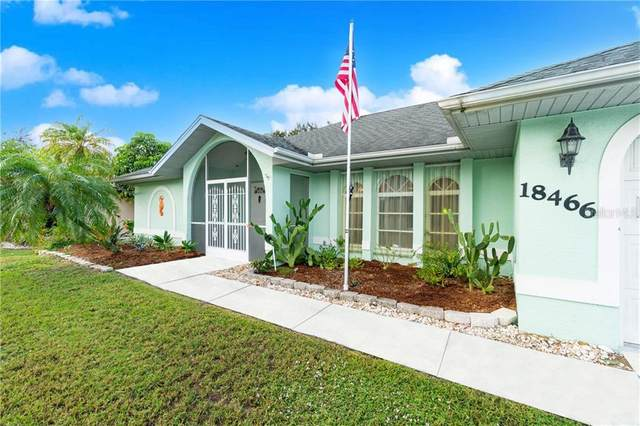 18466 Inwood Avenue, Port Charlotte, FL 33948 (MLS #D6114843) :: Bridge Realty Group