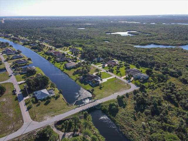 1196 Boundary Boulevard, Rotonda West, FL 33947 (MLS #D6114904) :: Keller Williams Realty Peace River Partners