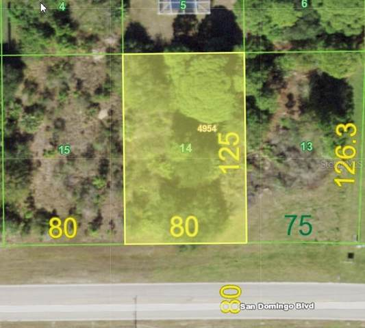 14370 San Domingo Boulevard, Port Charlotte, FL 33981 (MLS #D6114946) :: Key Classic Realty