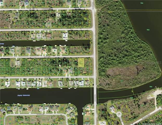 15411 Aqua Circle, Port Charlotte, FL 33981 (MLS #D6114988) :: Sarasota Gulf Coast Realtors