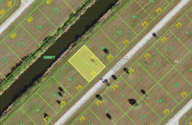 13500 Walleye Way, Placida, FL 33946 (MLS #D6114992) :: EXIT King Realty