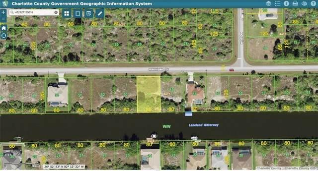 15400 Hennipen Circle, Port Charlotte, FL 33981 (MLS #D6115048) :: Griffin Group