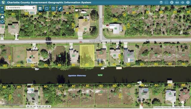 15424 Lakeland Circle, Port Charlotte, FL 33981 (MLS #D6115049) :: Carmena and Associates Realty Group