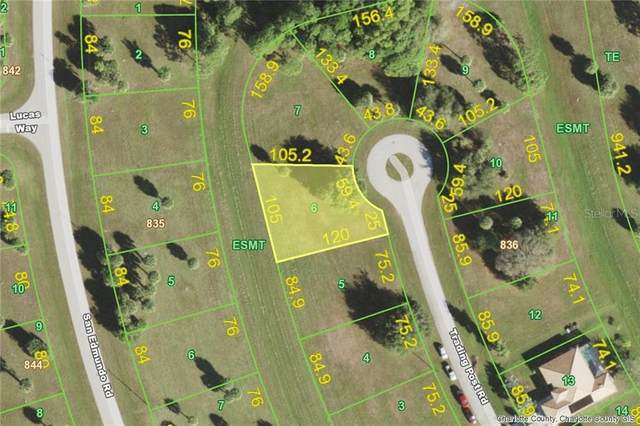 16145 Trading Post (Lot 6) Road, Punta Gorda, FL 33955 (MLS #D6115095) :: Burwell Real Estate