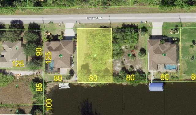 15592 Lakeland Circle, Port Charlotte, FL 33981 (MLS #D6115103) :: Bridge Realty Group
