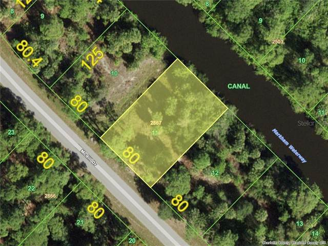 376 Mcdill (Lot 11) Drive, Port Charlotte, FL 33953 (MLS #D6115119) :: Griffin Group