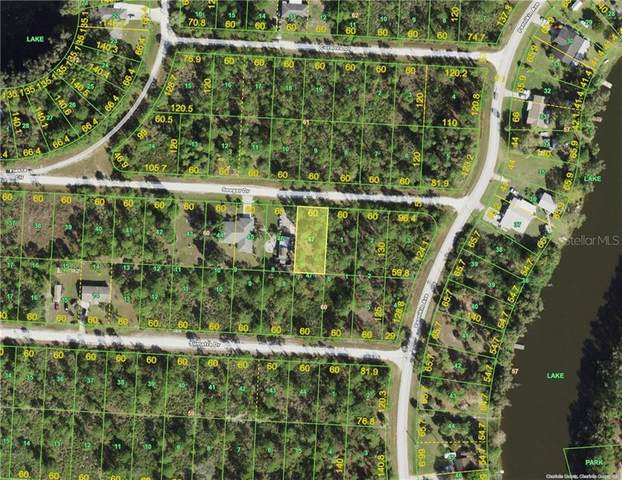 27145 Seeger Drive, Punta Gorda, FL 33955 (MLS #D6115130) :: The Hesse Team