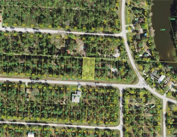 27134 Pasadena Drive, Punta Gorda, FL 33955 (MLS #D6115132) :: The Hesse Team