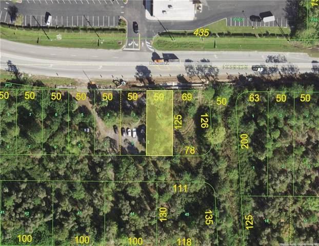 27260 Knollwood Court, Punta Gorda, FL 33982 (MLS #D6115135) :: The Hesse Team
