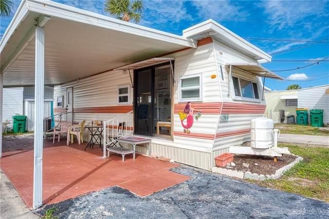2295 N Beach Road #318, Englewood, FL 34223 (MLS #D6115149) :: The BRC Group, LLC