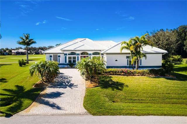 471 Coral Creek Drive, Placida, FL 33946 (MLS #D6115155) :: Team Bohannon Keller Williams, Tampa Properties