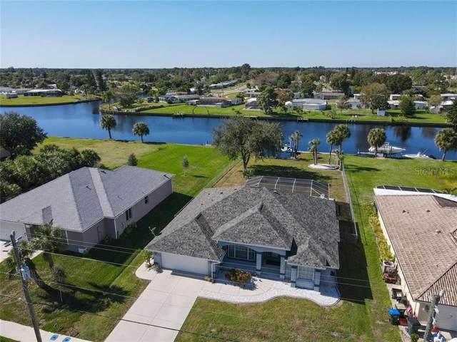 6135 Bolander Terrace, North Port, FL 34287 (MLS #D6115158) :: The Kardosh Team