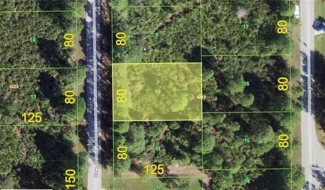 8226 Olsen Street, Port Charlotte, FL 33981 (MLS #D6115190) :: The BRC Group, LLC